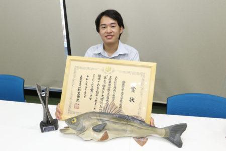 20/07/25 鈴鹿中・高SOMが文科大臣賞受賞